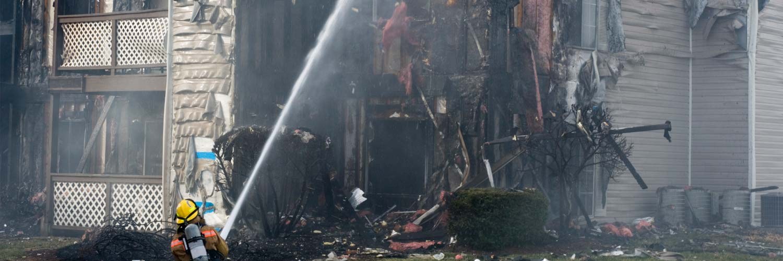 Condominium Owners Association Files Fire Damage Insurance Lawsuit
