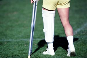 College Sports Injuries