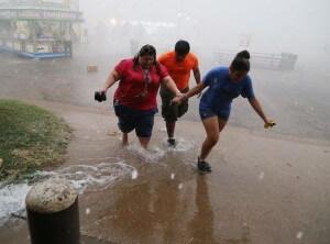 Waco Hail Storm Image