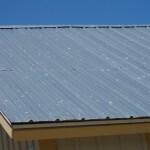 Metal Roof Hail Damage Claim