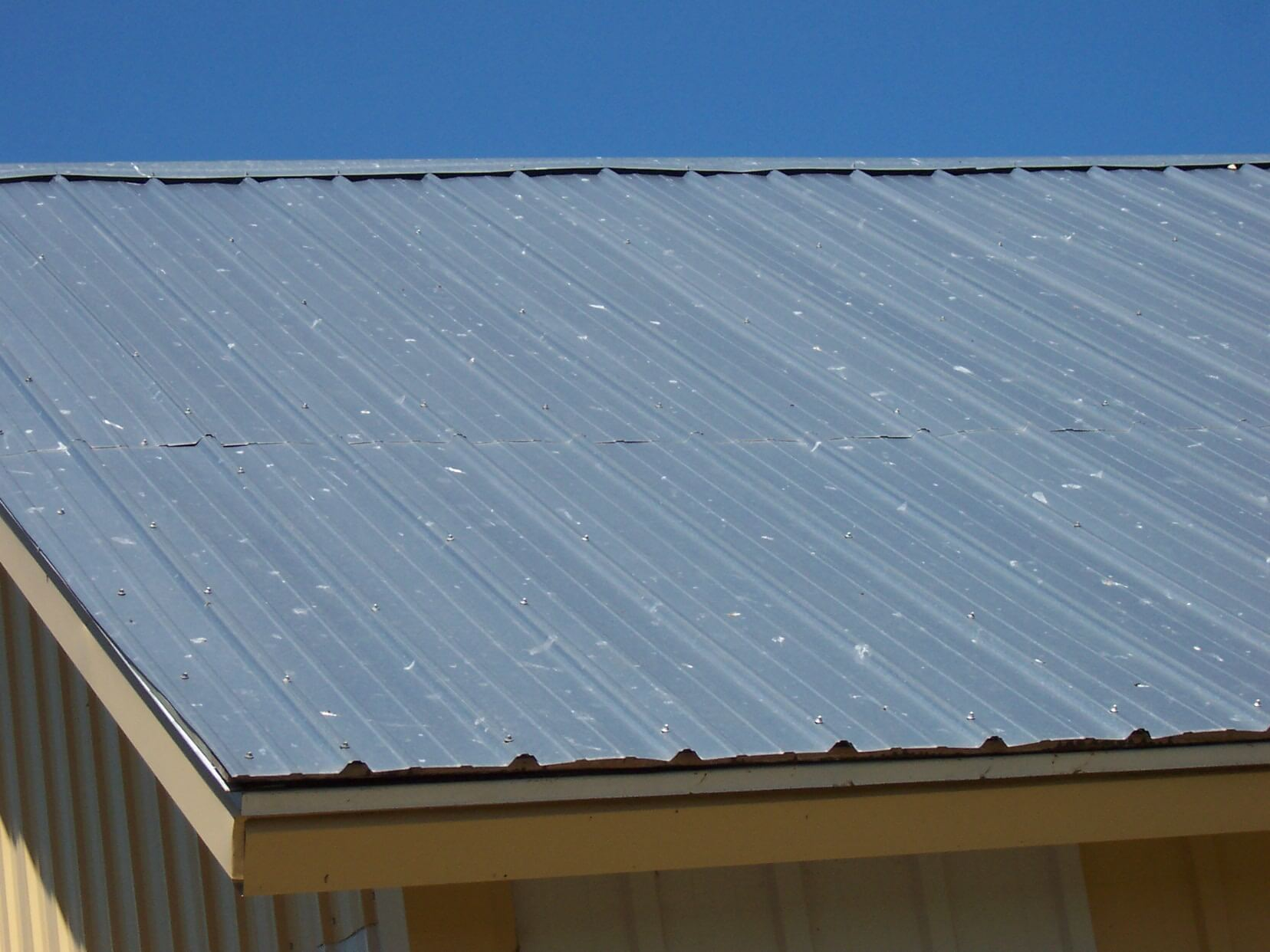Does A Metal Roof Hold Up To Hail Better Than Shingles