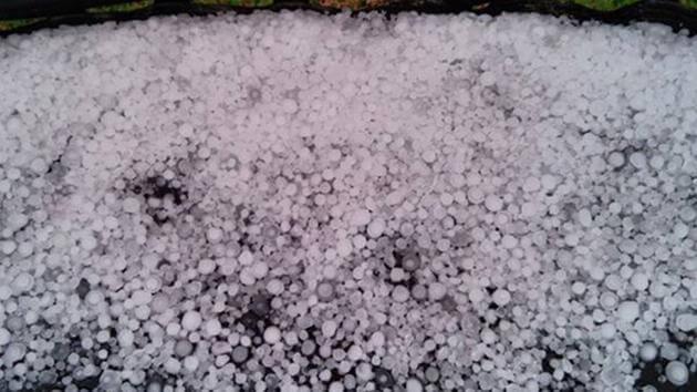 Houston Hailstorm