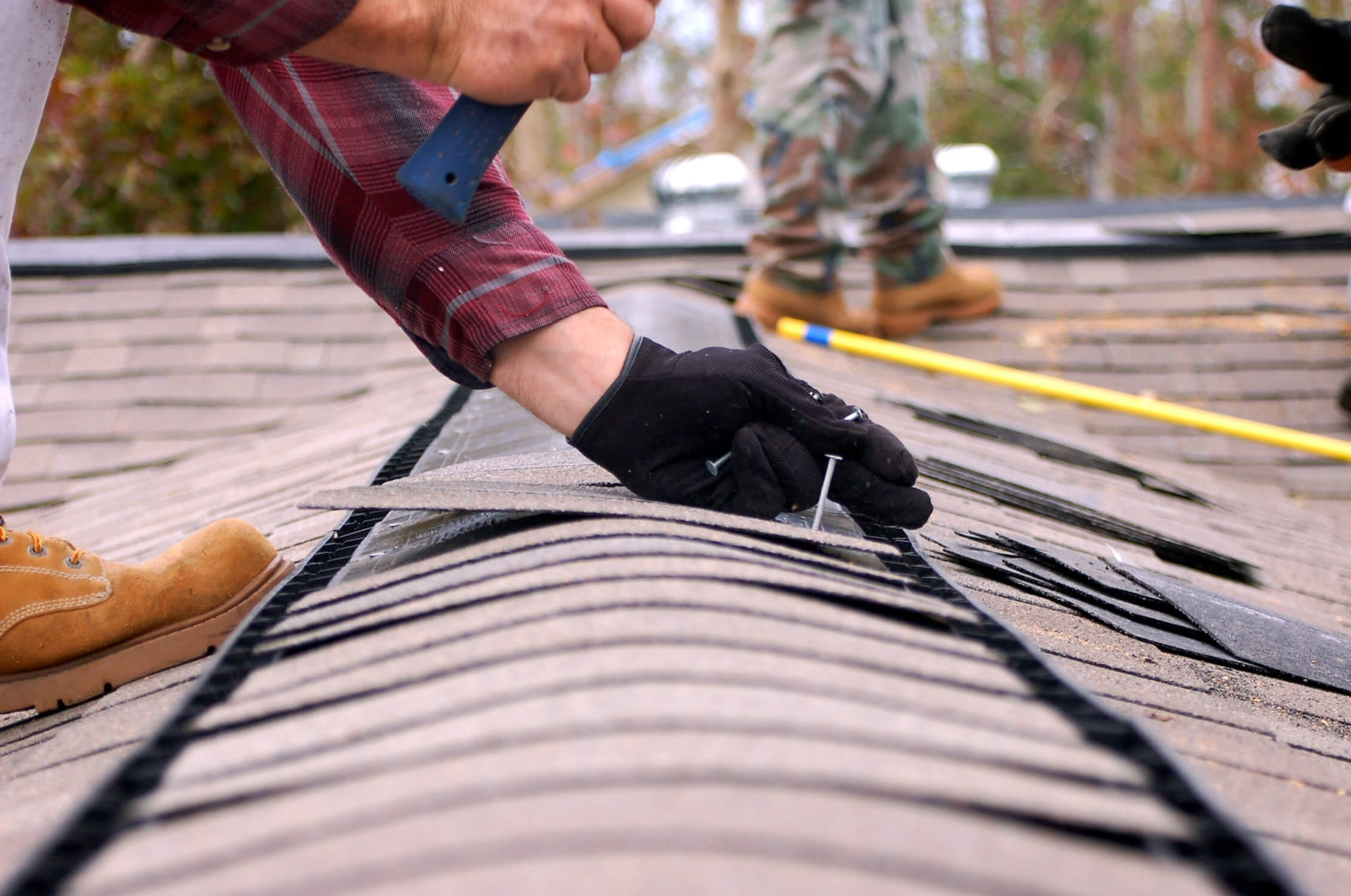 The Role of Roofing Contractors in Damage Repair