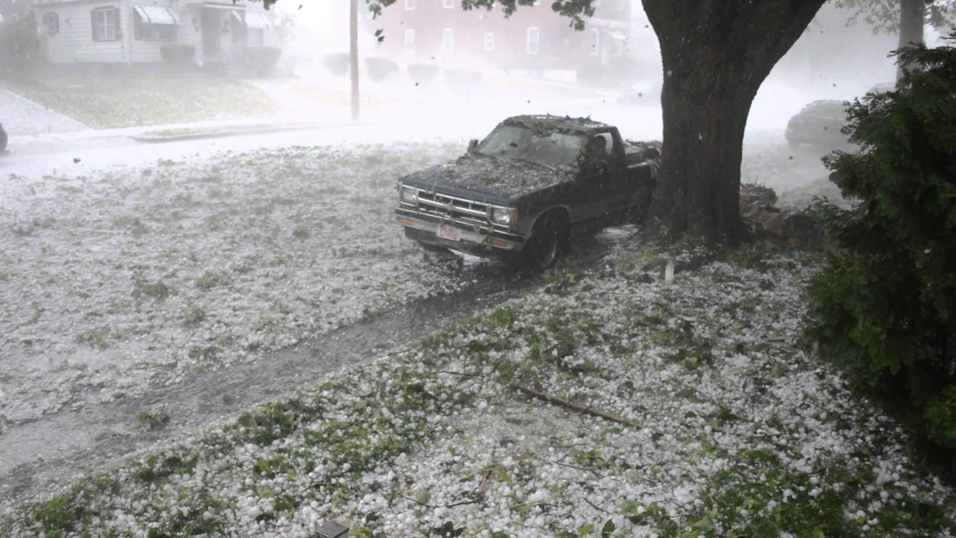 Damaging Fort Worth Hailstorm L Raizner Slania Llp