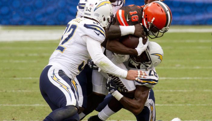 NCAA Concussion Injury