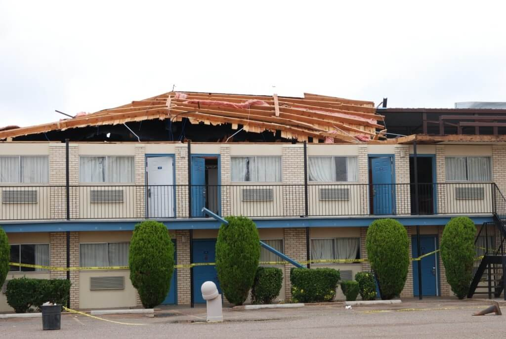 Bexar County Commercial Property Damage Lawsuit