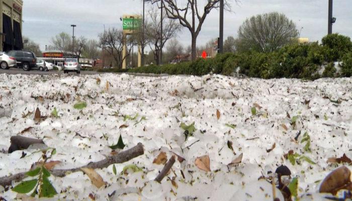 hail damage insurance claim