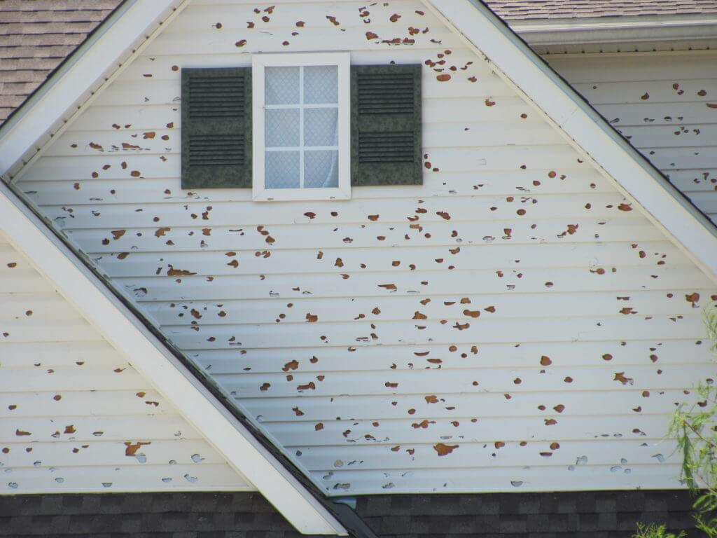 Denton and Tarrant County Hail Damage Lawsuit