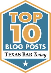 Top ten Texas Bar