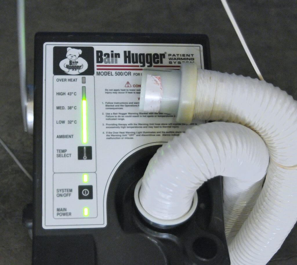 Virginia Couple File Deep Joint Infection Lawsuit Against Bair Hugger Manufacturers