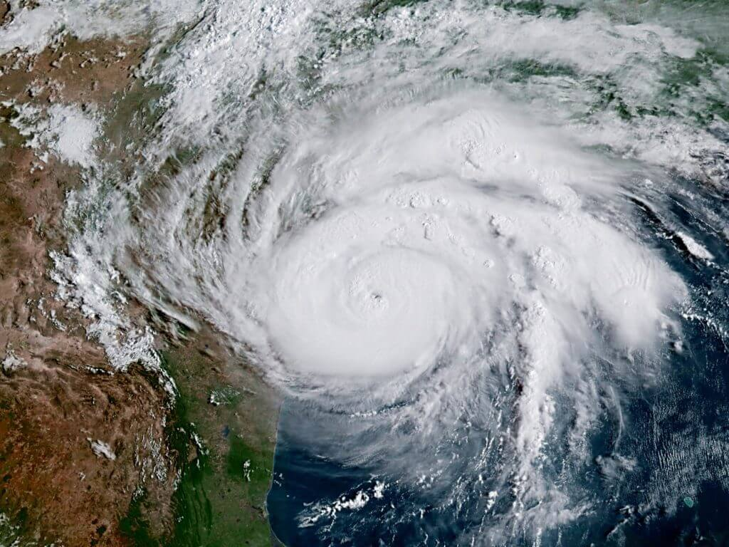 Hurricane Harvey Drops Unprecedented Rainfall and Devastates Texas