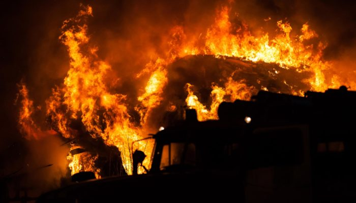 Commercial Fire Damage Lawyers