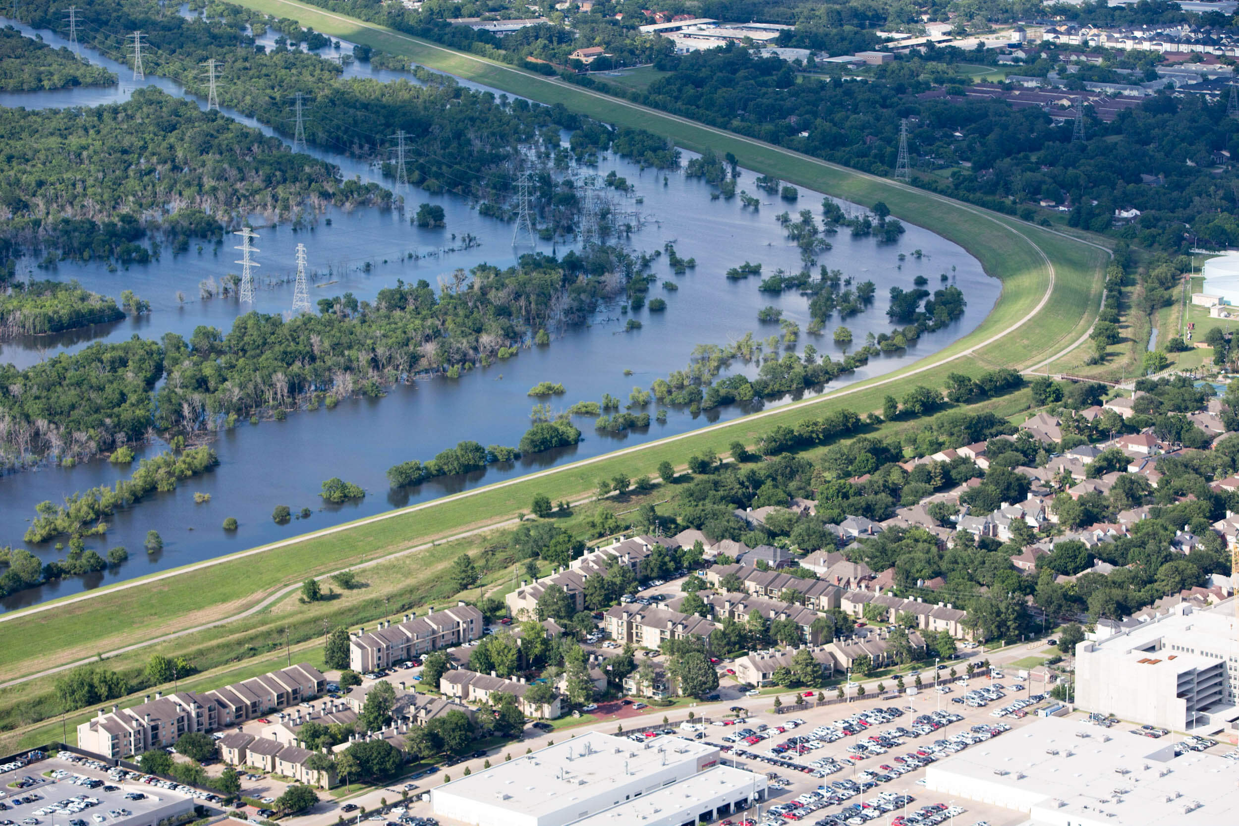 Liberty Mutual Commercial Insurance >> Houston Residents File Upstream Reservoir Flood Lawsuit