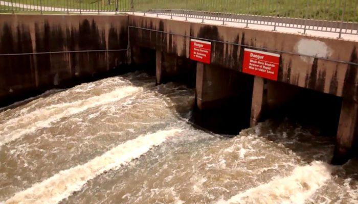 Barker Reservoir releases