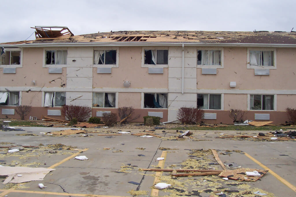 Houston Motel Owner Files Hail Insurance Denial Claim