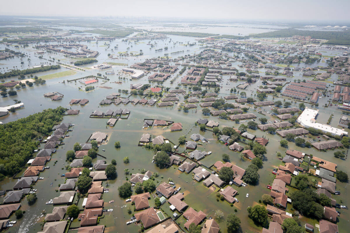 Hurricane Harvey Could Cost Billions of Dollars in Economic Losses