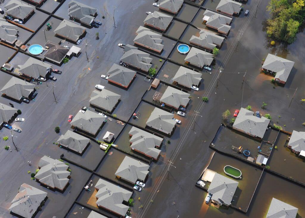 Port Arthur Still Struggling in Harvey's Wake