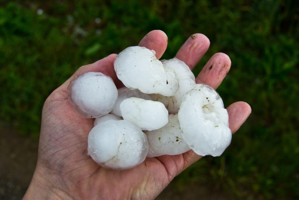 Laredo Hail Damage Claims