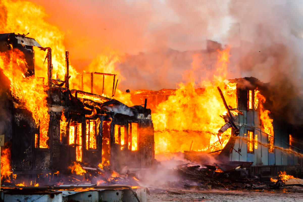 Industrial Building Owner Files Bad Faith Insurance Lawsuit After Fire