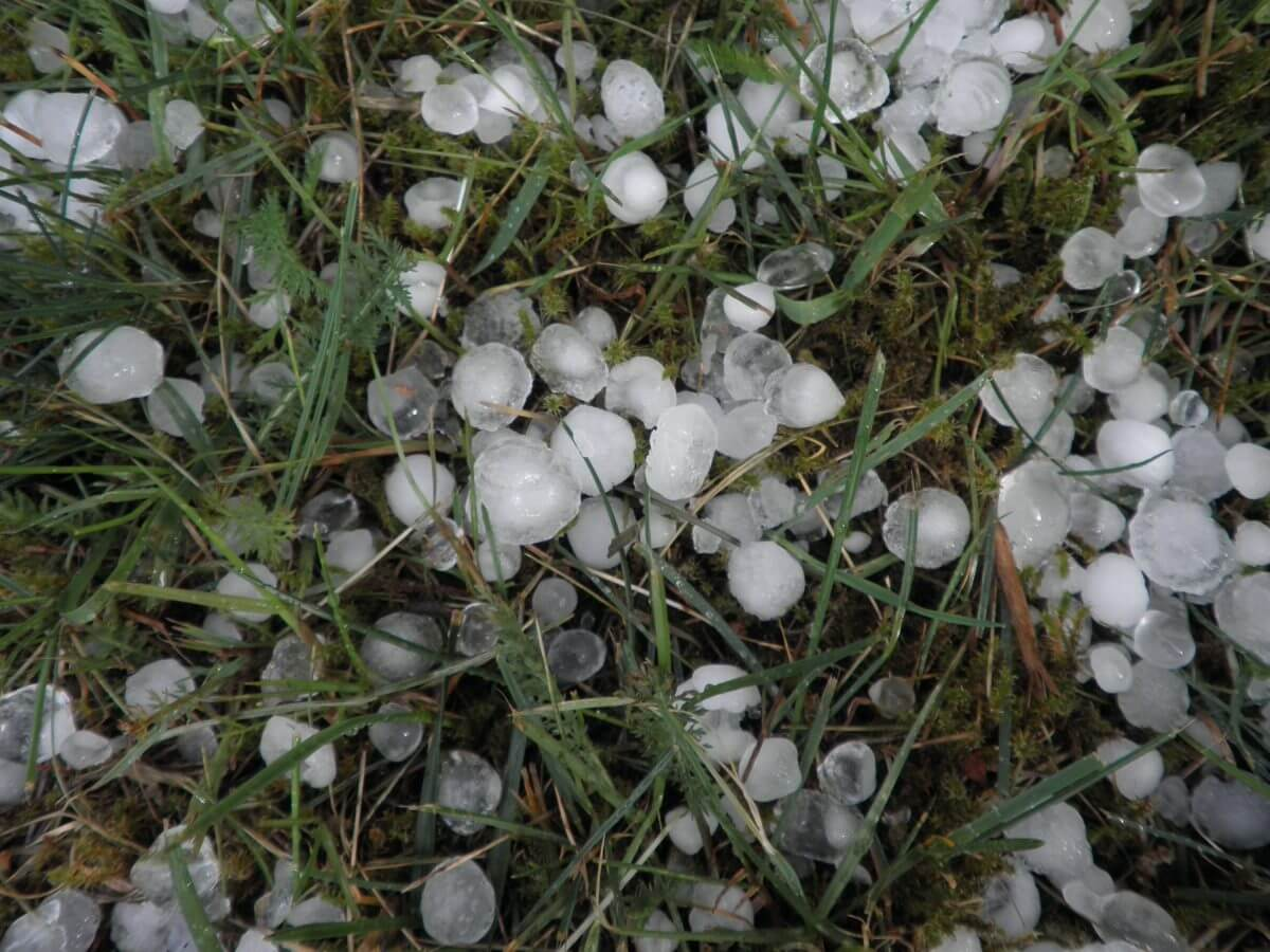 DFW Hailstorm Caused An Estimated $1 Billion In Insured Losses