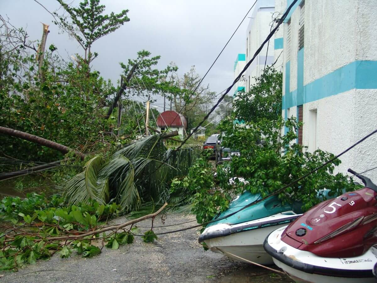 Nearly A Year After Hurricane Maria, Puerto Rico's Power Grid Still Failing