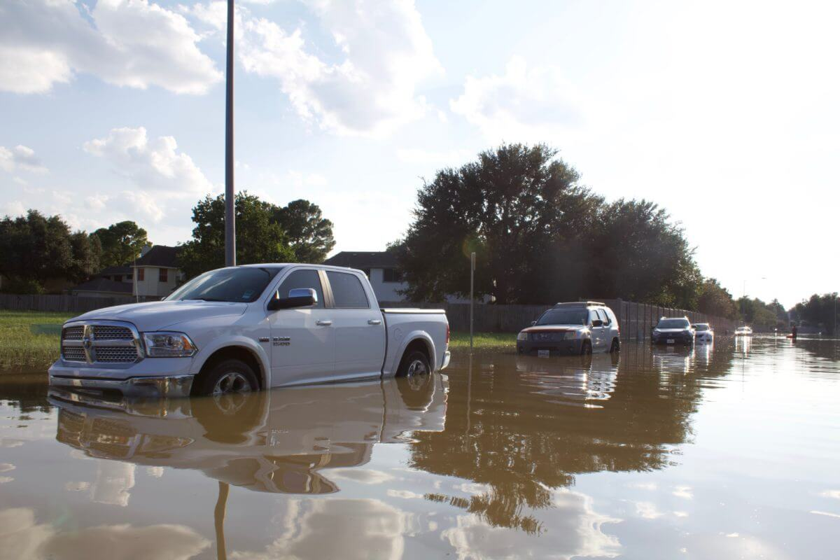 Harris County Approves New Flood Plain Maps, But Will They Come Too Late?