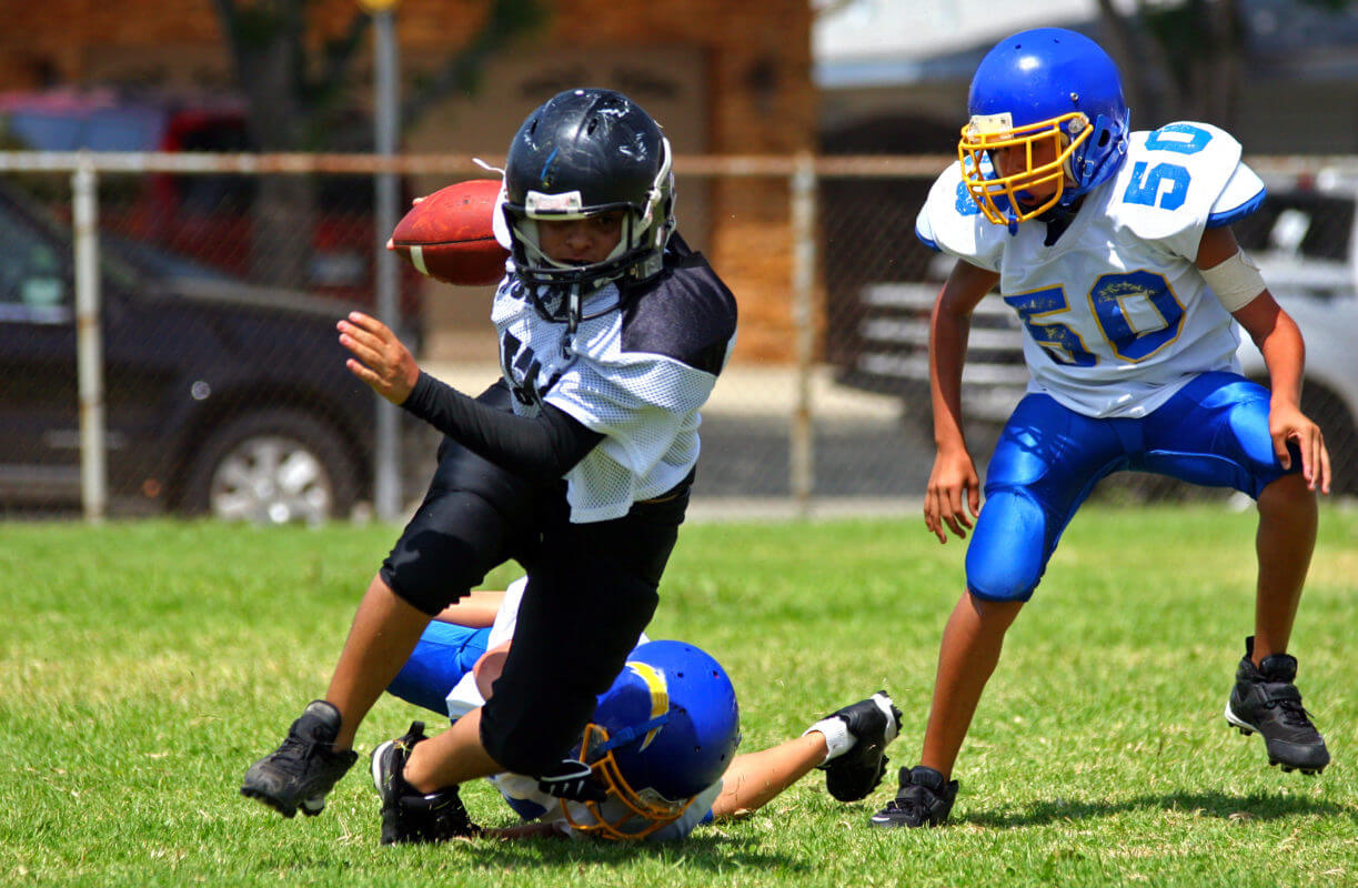 Neck-Strengthening Exercises May Lessen Concussions, But Many Players Already Suffering