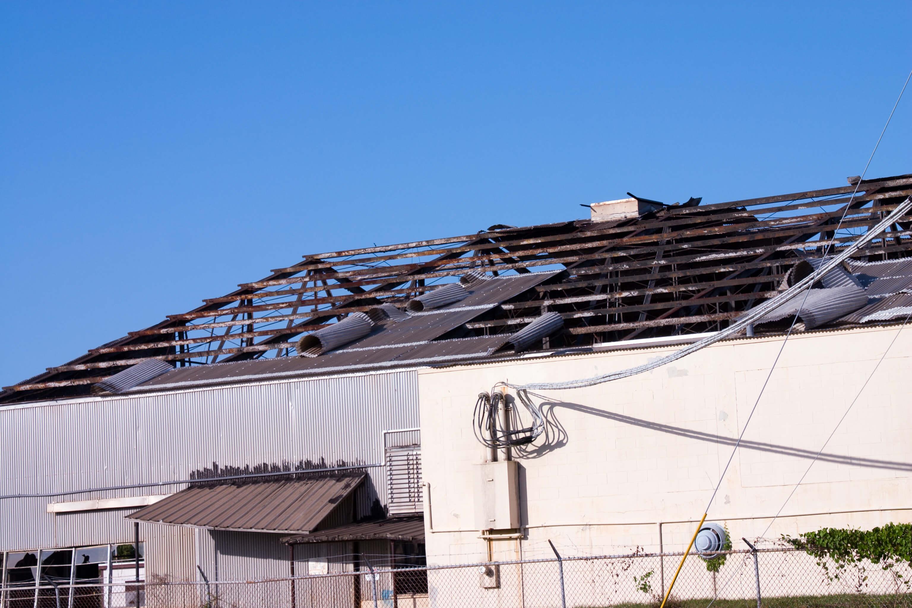 Hurricane Harvey Wind Damage Claims
