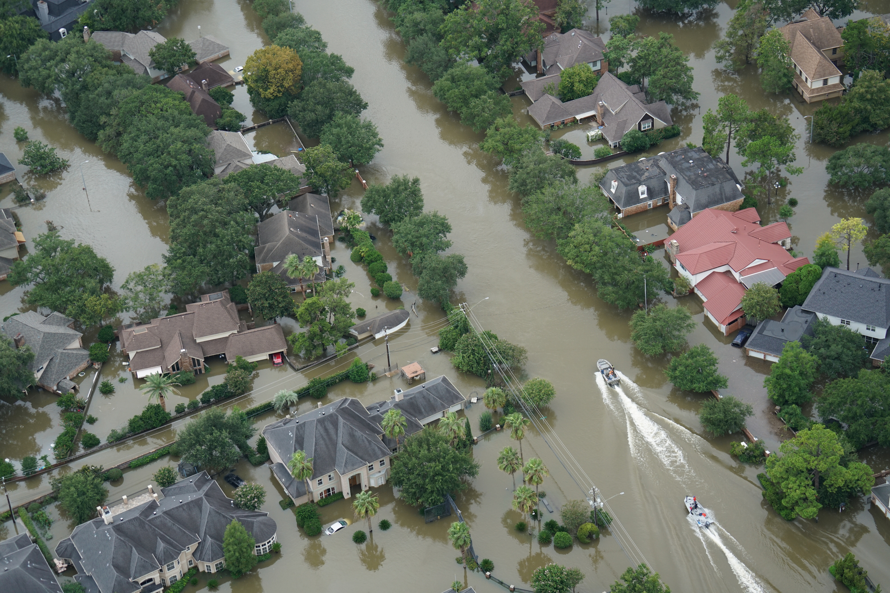 Government Liable for Flooding of Upstream Properties during Hurricane Harvey