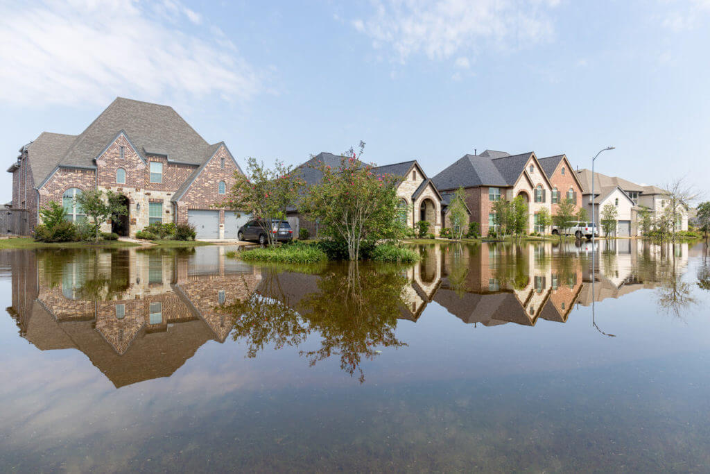 Army Corps of Engineers Held Responsible for Harvey Flood Damage