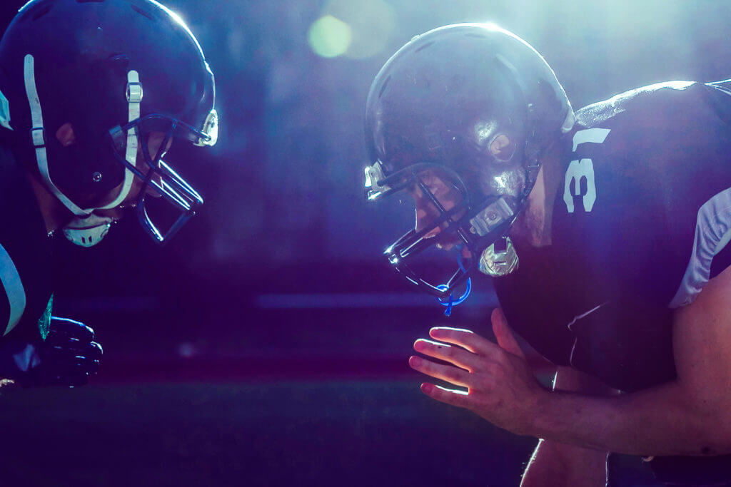 Blue Light Could Aid in Concussion Recovery