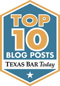 Top ten Texas Bar