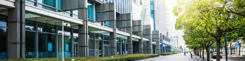 Commercial landlords real estate