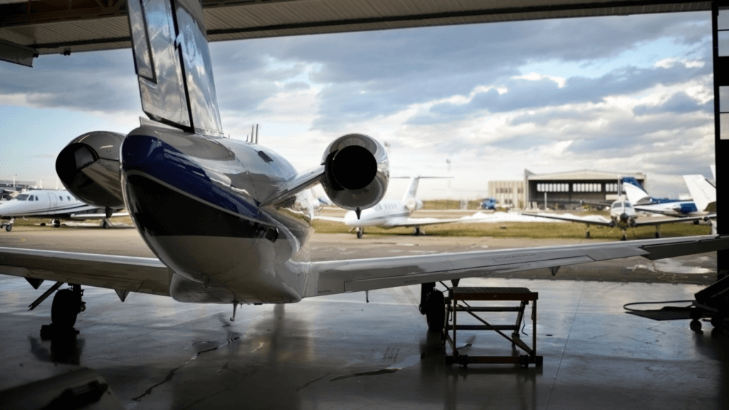 How Commercial Airlines Prepare for a Hurricane